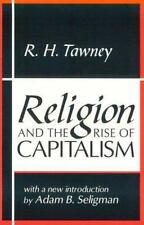 Religion and the Rise of Capitalism by R. H. Tauney and R. H. Tawney (1998,...