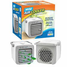 Portable Air Cooler Conditioning Fan Unit Chiller Purifier Desk Bedroom Study