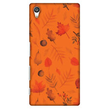 AMZER Colours of Autumn HARD Protector Case Snap On Slim Phone Cover Accessory