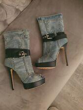 Gianmarco lorenzi boots size 38.5