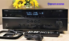 *As Is* Yamaha Rx-V483 5.1Ch Network Av Receiver 575W 4K Uhd MusicCast 220V
