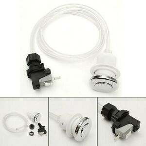 On/Off Push-Button Switch Jetted Jet Bath Hot Tub/Spa Hose-Set For Air-Pool