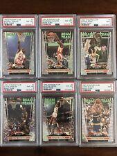 1992-93 Stadium Club Beam Team COMPLETE Set 1-21 Members Only NBA Jordan,Shaq