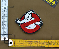 "Ricamata / Embroidered Patch ""Ghostbusters"" with VELCRO® brand hook"