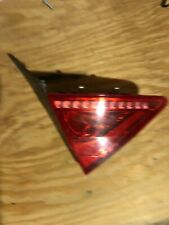 2012-2015 AUDI A7 TRUNK LID TAIL LIGHT TAILLIGHT LEFT DRIVER SIDE 4G8945093A