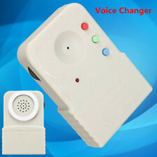 Mini 8 Wireless Multi Voice Changer Digitizer Microphone Disguiser Loudspeaker