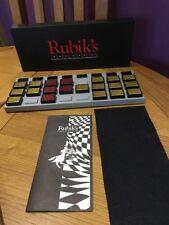 VINTAGE RUBIK'S illusion GIOCO MATCHBOX 1989 CON SPECCHIO ILLUSIONE GIOCO DI STRATEGIA