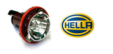 Genuine Hella H10W Halogen Angel Eyes Bulb & Holder BMW 5 Series E60 E61 07-