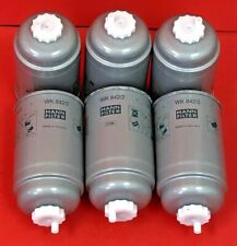 Case of 6 Fuel Filter MANN FILTER WK 842/2 For FORD,CHEVROLET,GMC,HINO. (P8043)