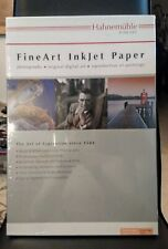 """Hahnemuhle """"Brand New"""" 13"""" x 19"""" Fine Art Photo Rag Paper, 344gsm (50 Sheets)"""