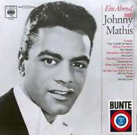 Johnny Mathis - Ein Abend Mit Johnny Mathis (LP, Comp) Vinyl Schallplatte 91837