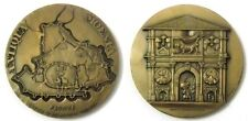 Medaglia Padova Antiqua Moenia Porta Savonarola APT (Inc. F.Lucianetti – Palc