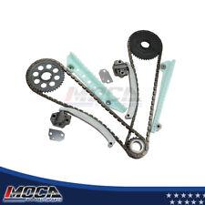 For 97-01 Ford E150 F150 Expediton 4.6L 281 V8 SOHC WINDSOR Timing Chain Kit