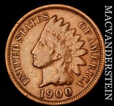 1900 Indian Head Cent - Scarce  Better Date  #T704