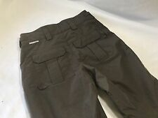 Columbia Convert Base Trx Snow Brown Ski Snowboard Pants Men's Small Waterproof