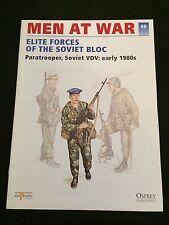 OSPREY MEN AT WAR #88 Elite Forces of the Soviet Bloc