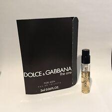 Dolce & Gabbana The One Edt sample 2ml For Men