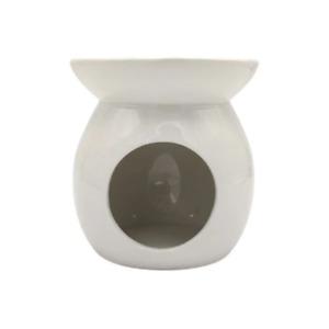 FabFinds Ceramic Oil Wax Melt Burner Tea Light Wax Holder Aroma home Gift 10cm