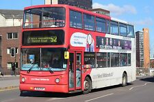 4287 BU51RXP National Express West Midlands Bus 6x4 Quality Bus Photo