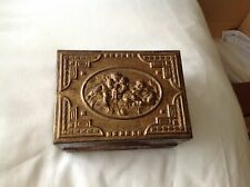 ANTIQUE SMALL TRINKET BOX