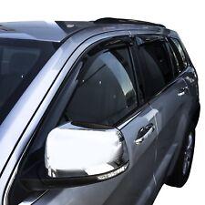 2011 - 2018 Jeep Grand Cherokee Wind Deflectors Tape-on