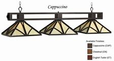 Pool Billiard Table Light Chateau Cappuccino CHA-B56 CAP w/ FREE Shipping