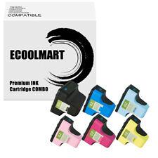 6PK Ink Cartridges replace for HP 02XL Photosmart 3210xi 3213 D7155 D7160 D7345