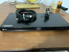 LG BLU-RAY DISC PLAYER BD270 with HDMI CABLE **NO REMOTE**