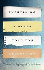 Everything I Never Told You,Celeste Ng