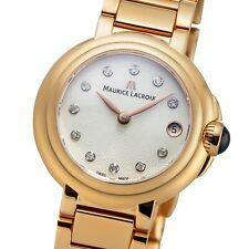 Maurice Lacroix Fiaba Date Diamonds Damen-Armbanduhr FA1003-PVP06-170-1 NEU OVP.