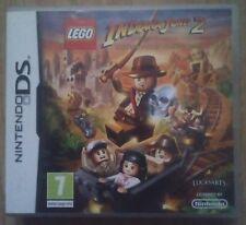 "LEGO Indiana Jones 2 ""The Adventure Continues"" (Nintendo DS, 2009) EU Version"