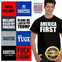 Republican Tee Shirt Political T-Shirt Mens Trump TShirts T Shirt For Women Gift