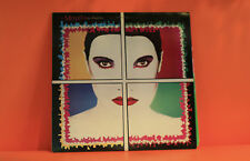 MOTELS - ALL FOUR ONE - CAPITOL 1982 - WITH LINER - EX LP VINYL RECORD -R