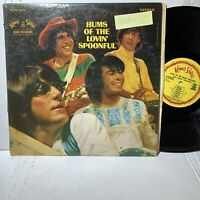 The Lovin Spoonful Hums Of- Kama Sutra MGM 8054 VG+/VG+- Rock Record LP