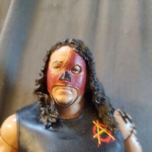 RARE TNA IMPACT ABYSS DELUXE WRESTLING FIGURE SERIES 4 2010 JAKKS loose mint