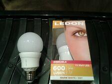 Ledon 10W LED Dimmable Bulb E27 Warm White BNIB