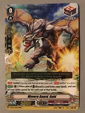 CARDFIGHT VANGUARD WYVERN GUARD GULD (NARUKAMI PERFECT GUARD) V-BT03/025EN RR