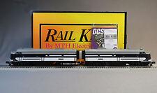MTH WABASH E-8 AA DIESEL ENGINE SET 1003 1009 PROTO 3.O o gauge train 30-20349-1