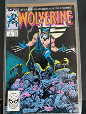 2-90 Wolverine GNs individual issues 1988 High Grade 163
