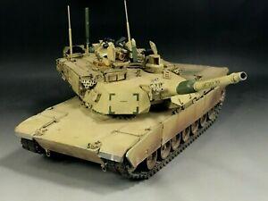 1/35 Built RFM 5029 U.S M1A2 SEP V2 Abrams Main Battle Tank Model