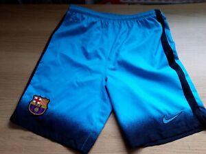 Rare 3rd Kit Barcelona 2016/17  Nike Football Shorts