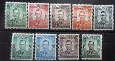 Southern Rhodesia 1937 Part Set.M/M.