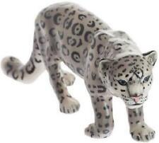 More details for john beswick snow leopard ornament, jbnw5 natural world ceramic figure