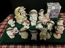 Lot 14 Dreamsicles by Kristin Haynes Collectibles Figurines