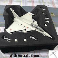 Alliage Simulation 1/72 Dassault Rafale avion de chasse + broche d'avion