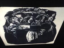 "Käthe Kollwitz ""Mothers"" German Expressionism Art 35mm Slide"