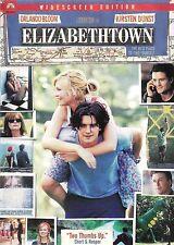 Elizabethtown ~ Orlando Bloom Kirsten Dunst ~ Dvd Ws ~ Free Shipping Usa