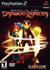 Breath of Fire: Dragon Quarter PS2 New Playstation 2