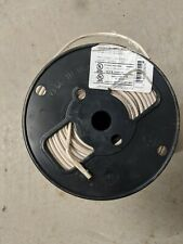(BRAND NEW) 500 Ft. Roll #10 THHN / THWN Stranded White Wire