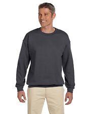 Gildan Mens Heavy Blend Crewneck Sweatshirt 50/50 Fleece Crew 2XL-5XL 18000-G180